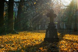 cimetière - illustration