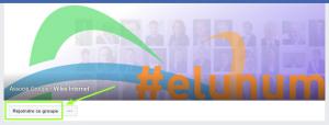 Rejoindre le groupe #elunum