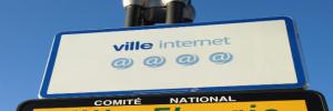 Panneau Villes Internet (sans année)
