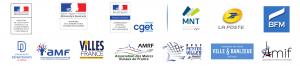 Partenaires de la journée nationale Territoires, Villes et Villages Internet 2018