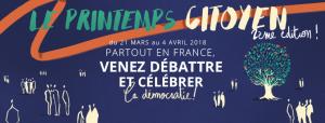Bannière printemps citoyen 2018