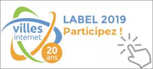 Participez au label 2019