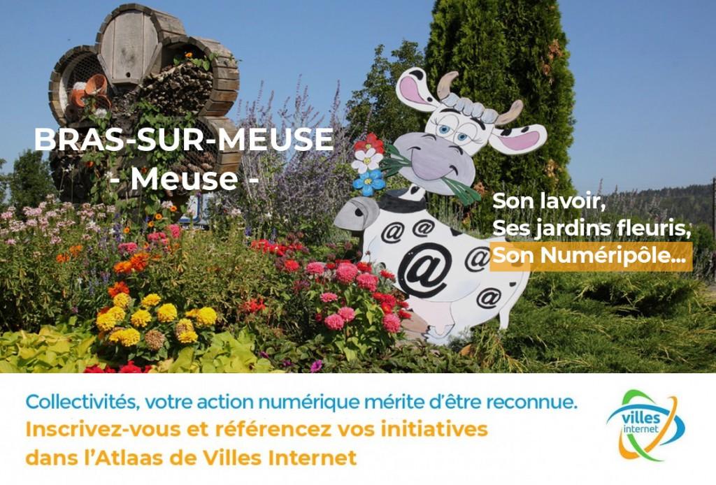 Bras-sur-Meuse : son lavoir, ses jardins, son Numéripôle...