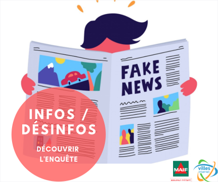 Infos / Désinfos : découvrir l'enquête