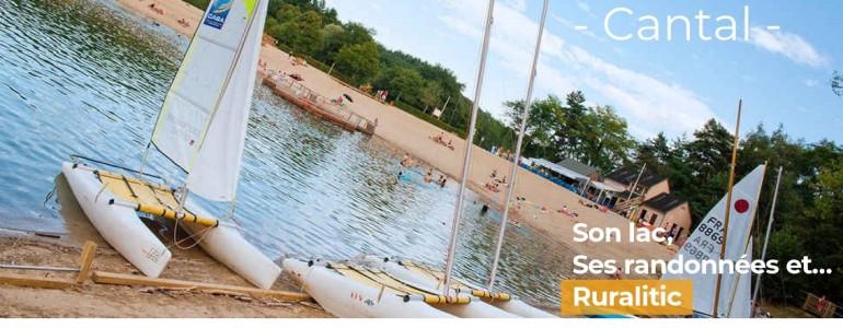 Carte postale - Communauté d'Agglomération du Bassin d'Aurillac