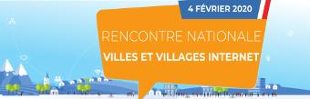 Rencontre nationale Villes et Villages Internet le février 2020 à Martigues