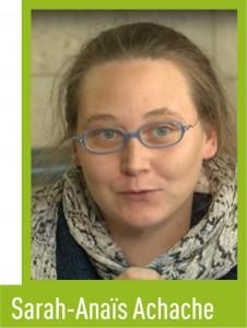 Sarah-Anais Achache